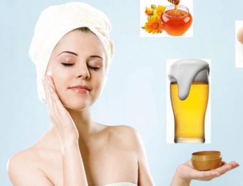 မျက်နှာအသားအရေပိုကောင်းလာစေဖို့ဘီယာနဲ့ပေါင်းတင်နိုင်မယ့်နည်းလမ်းများ