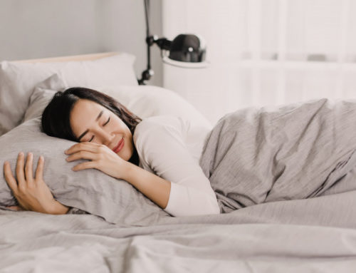 ညအိပ်ချိန် (၈) နာရီ အိပ်ဖို့လိုတဲ့ အကြောင်းအရင်း