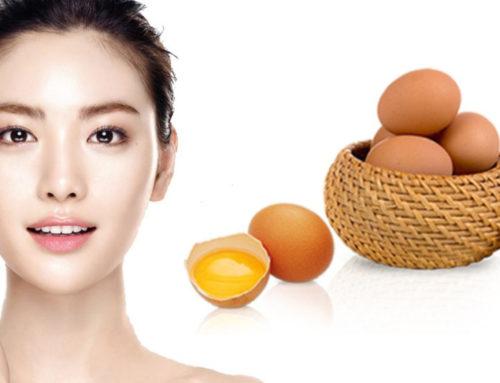 မျက်နှာအသားအရေပုံမှန်ထက်ပိုပြီးဖြူလာစေဖို့ကြက်ဥနဲ့ပေါင်းတင်နိုင်မယ့်နည်းလမ်း ၂ မျိုး