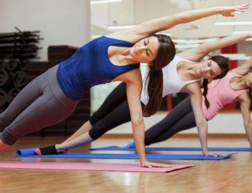 ပြားပြားချပ်ချပ်ရပ်ရပ်ဝမ်းဗိုက်လေးရရှိစေဖို့ လွယ်ကူရိုးရှင်းတဲ့ Yoga လေ့ကျင့်ခန်း