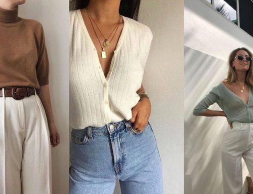 ဆွယ်တာအပါးလေးတွေကို ဖက်ရှင်တစ်ခုအနေနဲ့ ဘယ်လိုဝတ်ဆင်မလဲ