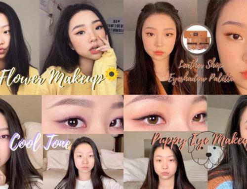 မျက်ရစ်မရှိတဲ့ကောင်မလေးတွေအတွက် ချစ်ဖို့ကောင်းတဲ့ Makeup Look များ