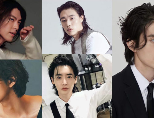 ဆံပင်အရှည်နဲ့တောင် အရမ်းကို Handsome ဖြစ်နေတဲ့ ကိုရီးယားမင်းသား ၅ ယောက်
