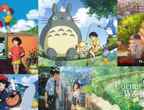 Depression ဝင်ပြီးစိတ်ညစ်နေချိန်မှာပြန်ကြည့်သင့်တဲ့ Anime Movie များ