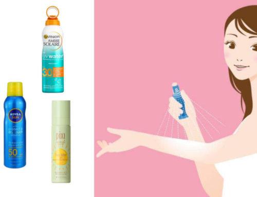 မျက်နှာနဲ့ခန္ဓာကိုယ်အတွက် ၂ မျိုးလုံးသုံးလို့ရတဲ့ အကောင်းဆုံး Spray Sunscreens များ