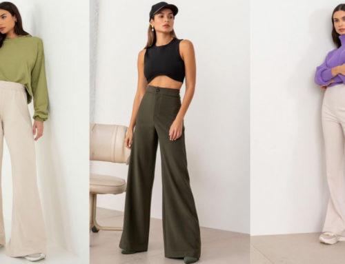 Style pants ဘောင်းဘီအရှည်တွေနဲ့အထာကျတဲ့ဖက်ရှင်များ