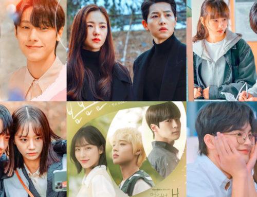 2021 မှာထွက်ရှိထားတဲ့ လူကြိုက်များသော K-Drama များ