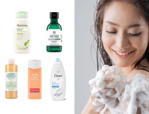 ခန္ဓာကိုယ်မှာဝက်ခြံပေါက်တတ်တဲ့သူတွေအတွက် အကောင်းဆုံး Body Wash များ