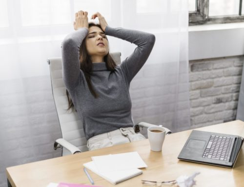 ကိုယ့်ကိုယ်ကိုယ် အနားပေးဖို့ လိုနေကြောင်း ဖော်ပြနေတဲ့ အပြုအမူ ၅ မျိုး