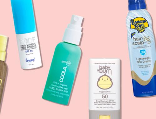နေရောင်ခြည်ဒဏ်ကြောင့်ဆံသားမပျက်စီးအောင်သုံးပေးသင့်တဲ့အကောင်းဆုံး Hair Sunscreen များ