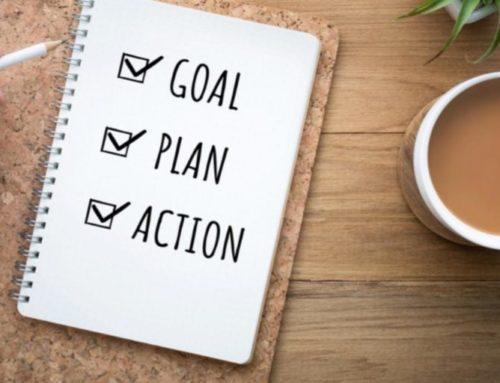 ကိုယ့်ရဲ့ Goals လေးတွေကို လက်တွေ့ဘယ်လိုပုံဖော်မလဲ