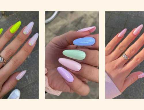 လက်သည်းလေးတွေကို Colourful ဖြစ်ချင်တယ်ဆိုရင် ဆိုးသင့်တဲ့လက်သည်း ပုံစံလေးတွေ