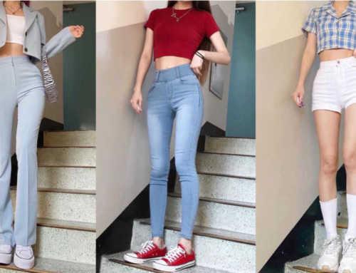 Crop Top ဝတ်ရတာကြိုက်တဲ့ကောင်မလေးများအတွက် ဖက်ရှင် ၁၁ မျိုး