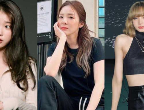 2021 အတွက် အချမ်းသာဆုံး female K-pop idols (၇) ယောက်