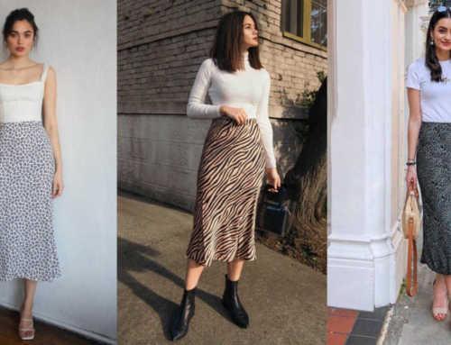 ဝတ်လိုက်ရင်အရမ်းလှတဲ့ Slit Skirt ဖက်ရှင်များ