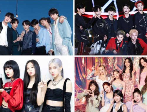 United States မှာ ပေါ်ပြူလာအဖြစ်ဆုံး Top 10 Third Generation K-Pop Groups များ