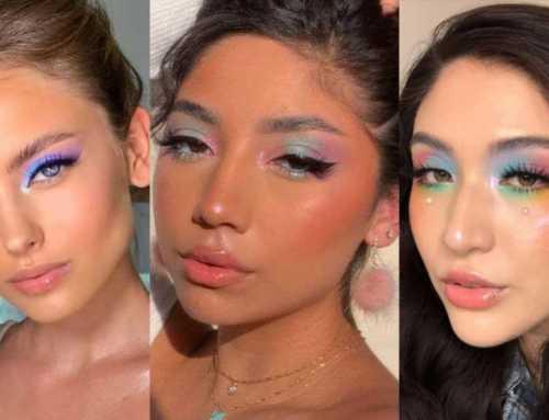 Colorful ဖြစ်ပြီး အလွယ်တကူလိုက်ပြင်လို့ရတဲ့ Makeup Look တွေ