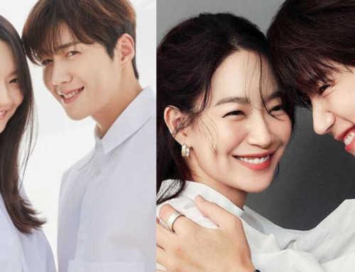Hometown Cha-Cha-Cha ဇာတ်လမ်းထဲက Kim Seon-ho နဲ့ Shin Min-a ရဲ့ အမောပြေအပြုံးပုံရိပ်များ