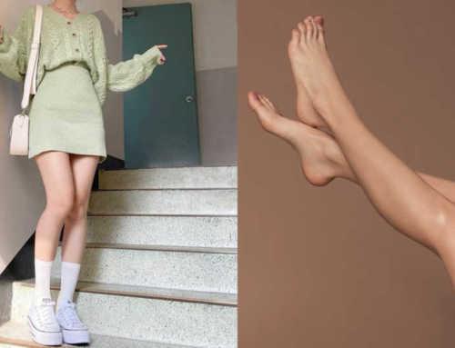 ပေါင်တိုလေးတွေဝတ်တဲ့အခါ ခြေထောက် ဖြူဖြူ စိုစိုပြေပြေလေးဖြစ်နေဖို့ ထိန်းသိမ်းနည်း (၆ ) မျိုး