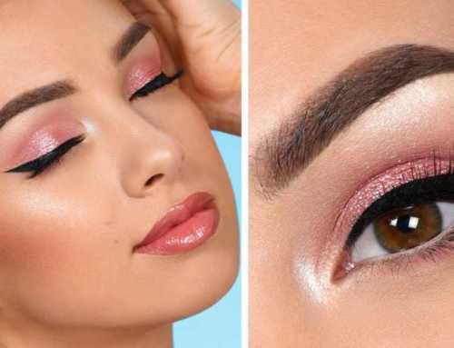 ပန်းရောင်ကြိုက်တဲ့ ပျိုမေတို့အတွက် ပန်းရောင် EyeShadow လိမ်းခြယ်နည်း