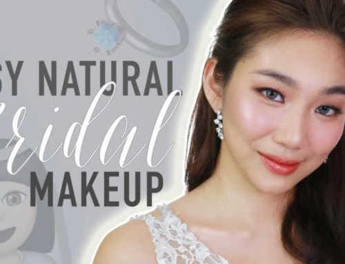 သဘာဝဆန်ပြီးရှင်းရှင်းလေးနဲ့အရမ်းလှတဲ့ Wedding Makeup Look ပြင်နည်းအဆင့်ဆင့်