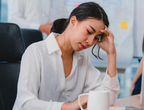 အလုပ်ကြောင့်ရတဲ့ Stress တွေကို မိနစ်ပိုင်းအတွင်းမှာ ပျောက်သွားစေမယ့်နည်းလမ်းများ