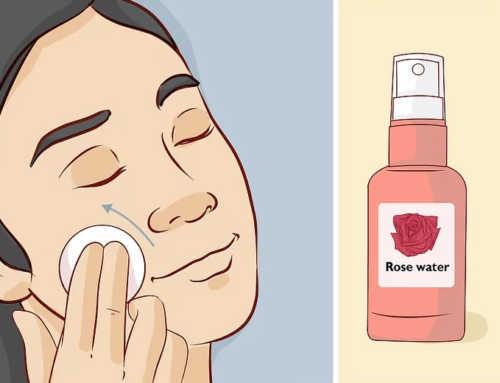နှင်းဆီပွင့်ဖက်တွေနဲ့ပြုလုပ်ထားတဲ့ Rose Water ရဲ့ အကျိုးရှိရှိ အသုံးဝင်မှုများ