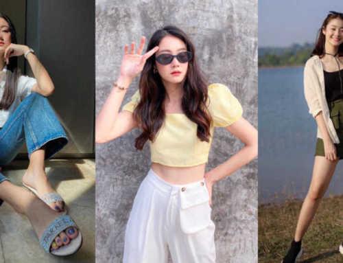 ဓာတ်ပုံရိုက်ရတာဝါသနာပါသူများအတွက် ထိုင်းမင်းသမီးလေး Namtan ရဲ့ ပို့စ်ပေးနည်းများ