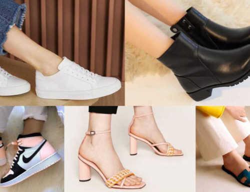 အရပ်ရှည်တဲ့မိန်းကလေးတွေ ရွေးချယ်သင့်တဲ့ ဖိနပ် ၇ မျိုး
