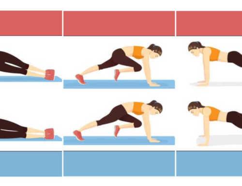ဗိုက်မှာရှိတဲ့အဆီတွေကိုလျှော့ချပေးမယ့် Plank Exercise (၅) မျိုး