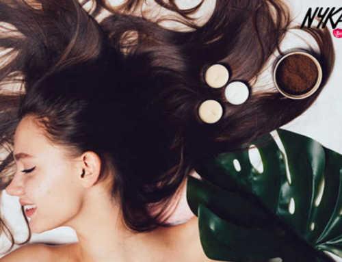 ဆံသားခြောက်ပြီးဖွာတဲ့သူတွေအတွက် အကောင်းဆုံး Hair Mask များ