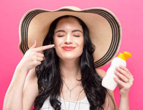 လိမ်းထားရင် Glow နေတဲ့ပုံစံလေးဖြစ်နေစေမယ့် အကောင်းဆုံး Sunscreen များ