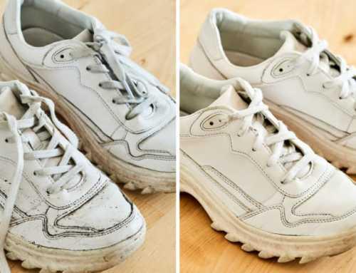 သင့်ဖိနပ်လေး စဝယ်ခဲ့တုန်းကအတိုင်း အသစ်ပုံစံလေး ပြန်လည်ရရှိစေဖို့အတွက်