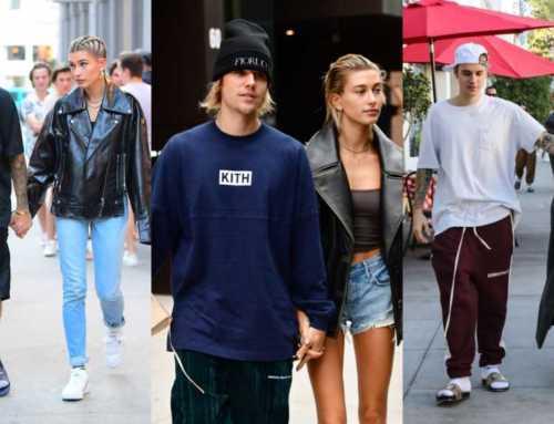 ကမ္ဘာကျော် Cele စုံတွဲ Justion Bieber နဲ့ Hailey Bieber တို့ရဲ့ လမ်းမပေါ်က စုံတွဲဖက်ရှင်များ