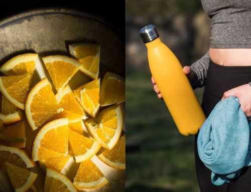 ကိုယ်အလေးချိန်ကျဖို့အတွက် သံပုရာသီး ရေထဲထည့်သောက်ခြင်းရဲ့ အကျိုးရလဒ်တွေ