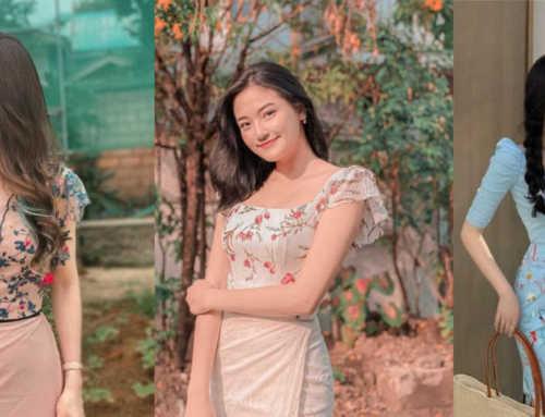 ထသွားထလာဝတ်နိုင်တဲ့ လူငယ်ဆန်တဲ့ မြန်မာဝတ်စုံ ဖက်ရှင်များ
