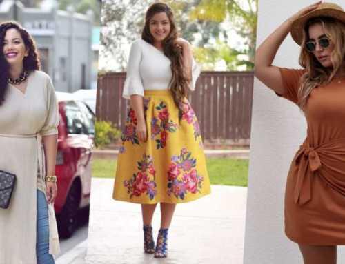 ပြည့်ပြည့်ဖောင်းဖောင်းပျိုမေလေးတွေကို ပိုပြီးလှပစေဖို့ ဝတ်ဆင်သင့်တဲ့ဖက်ရှင်စတိုင်လ်များ