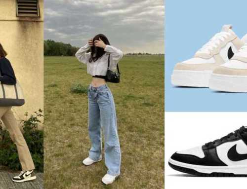 အင်္ကျီတိုင်းနဲ့ လိုက်ဖက်တဲ့ Sneaker အရောင် (၅) မျိုး