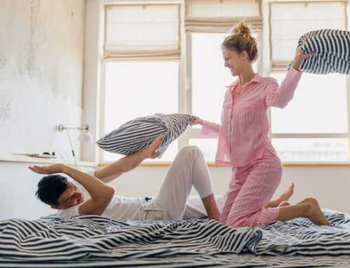 အိမ်ထောင်ပြုခြင်းက စိတ်ဖိစီးမှုအတွက် ဆေးကောင်းတစ်ခွက်များဖြစ်လေမလား